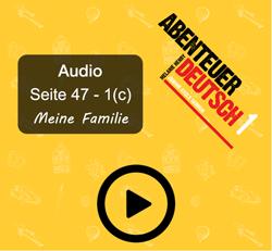Abenteuer Deutsch 1 - Seite 47 - 1(c)