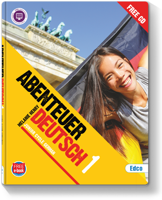 Abenteuer Deutsch 1 Textbook Cover